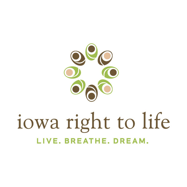 Iowa Right to Life Logo