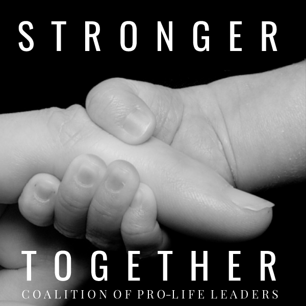 Stronger Together | HesaBabyToo.com